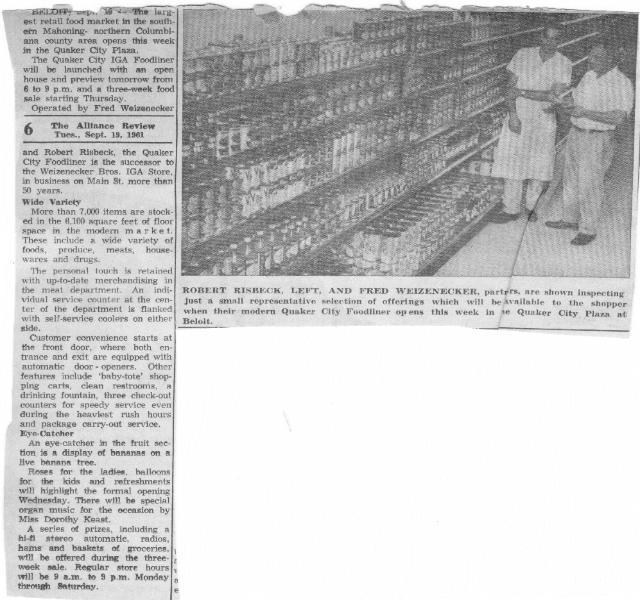 Sebring Businesses
